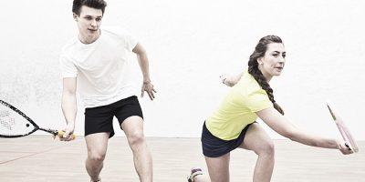 Klubowa liga squash w Poznaniu