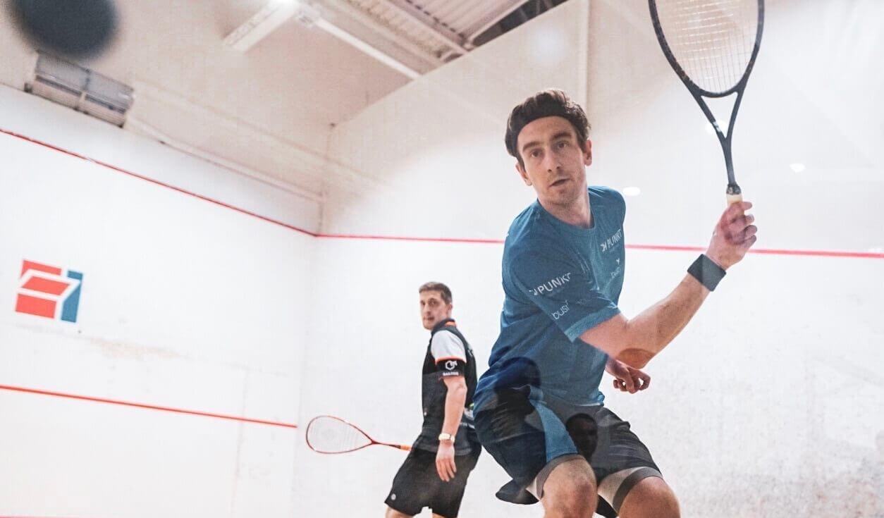 Trener Squash - Kamil Dominiak