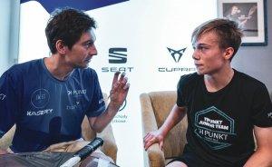 Wywiad z trenerem squasha - Kamilem Dominiakiem