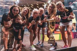 11 Punkt Girls Crew - Poznańska drużyna squash